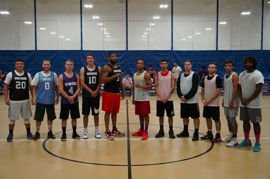 Team Barbosa comes back to win All-Star Game in final seconds