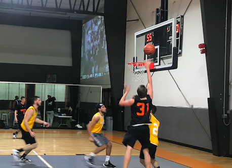 Team Moose executes on defense in opening day victory