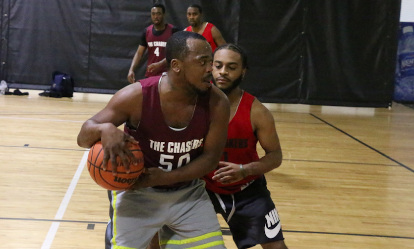 Rim Breakers lose in heart breaking final seconds to The Chasers