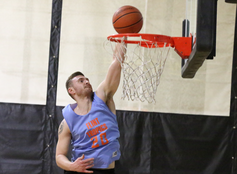 Flint Highlights Ball Movement And Sharpshooting In Win Over Sportlook