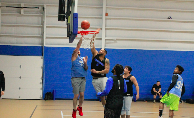 Lob City takes down Swish Kabobs in the battle of undefeated teams