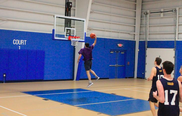 Brett Cody elevating the Halfway Crooks to new heights