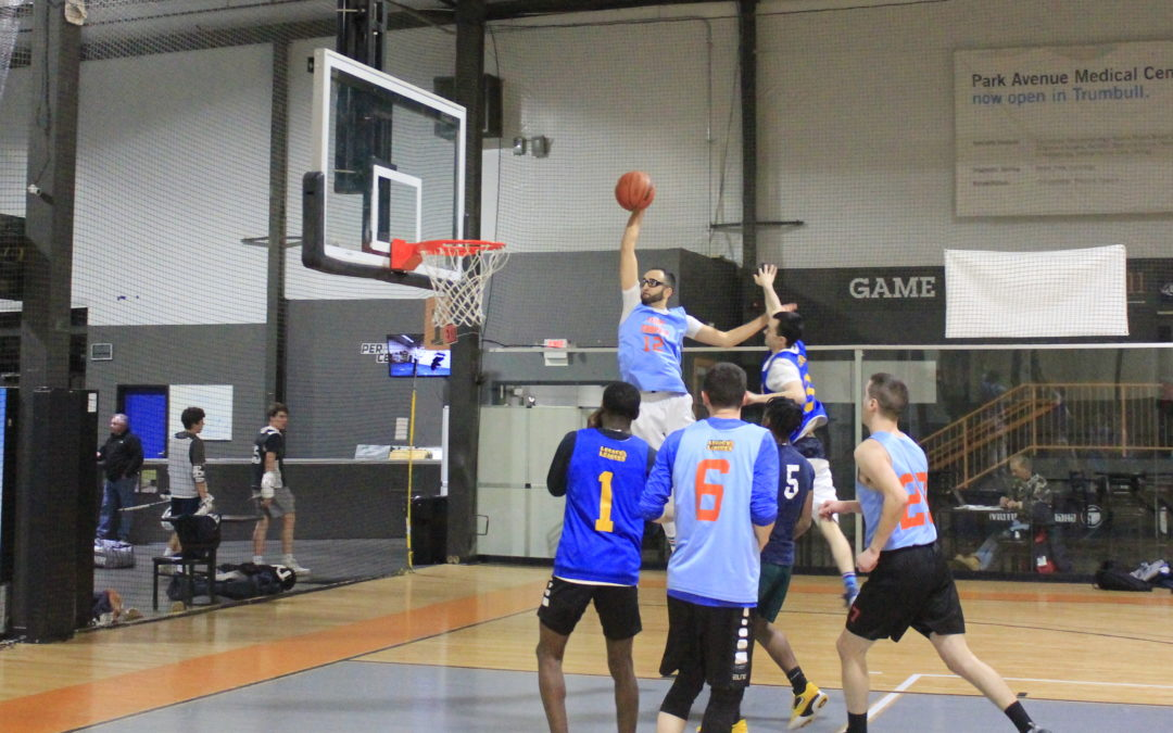 Flint Tropics nearing perfection thanks to former college teammates