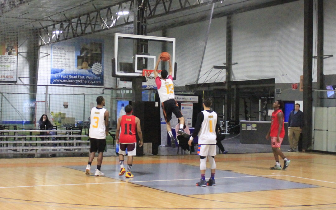 Shocker City rookie Danny Lopez adds height to defending champions