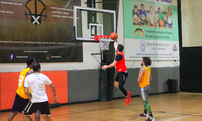 Sportslook narrowly able to edge out Young Kings