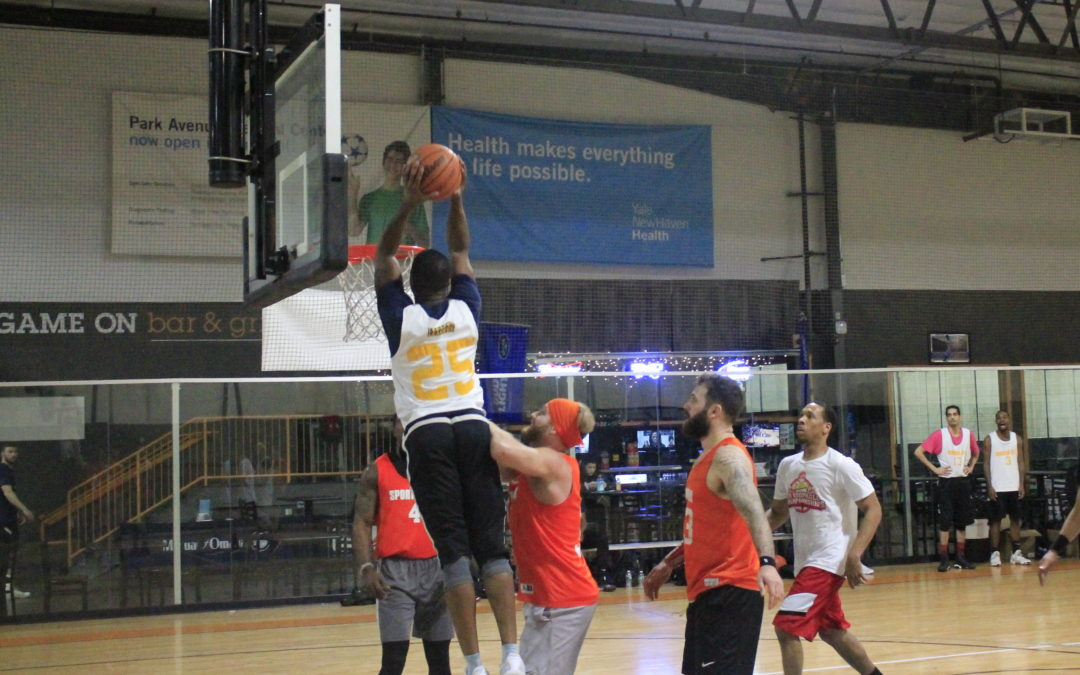Shocker City runs away from Sportslook in second half to return to Finals