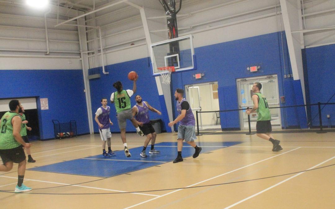 Defense helps Boston Blazers get back on track
