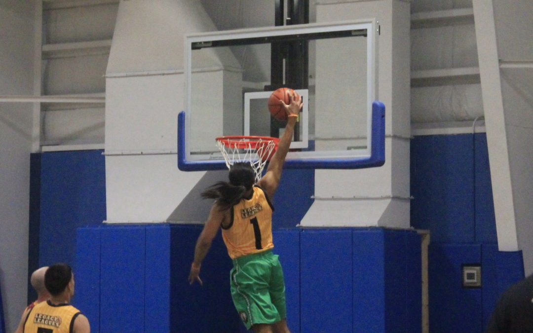 Depth and Defense lead the Bucket Chasers past the Basket Hounds