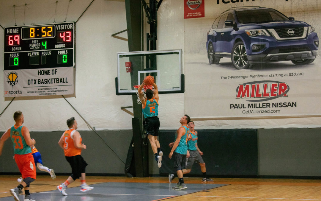 Flint Tropics take down Sporstlook in battle of undefeated teams