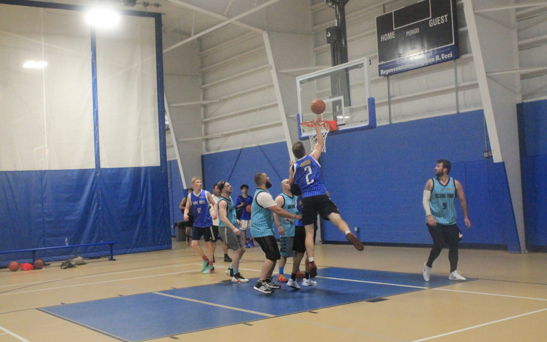 Ozone Boys hang on to defeat Island Time