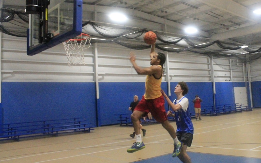 The Bucket Chasers chase Ozone Boys off the court