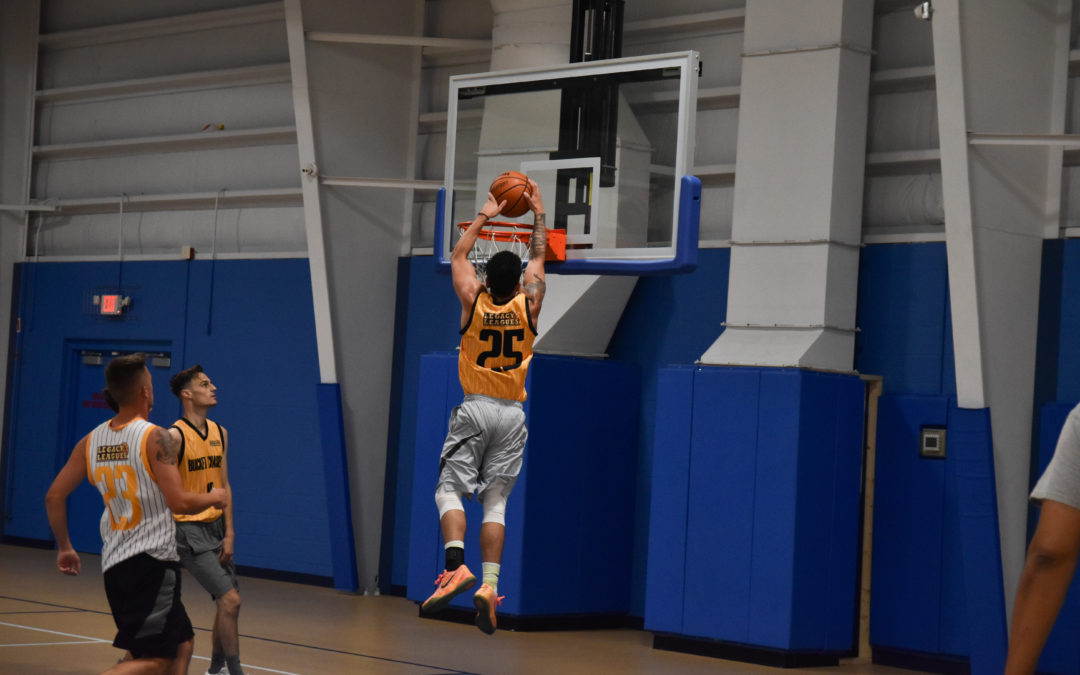 Bucket Chasers dominate second half to defeat the Goodfellas