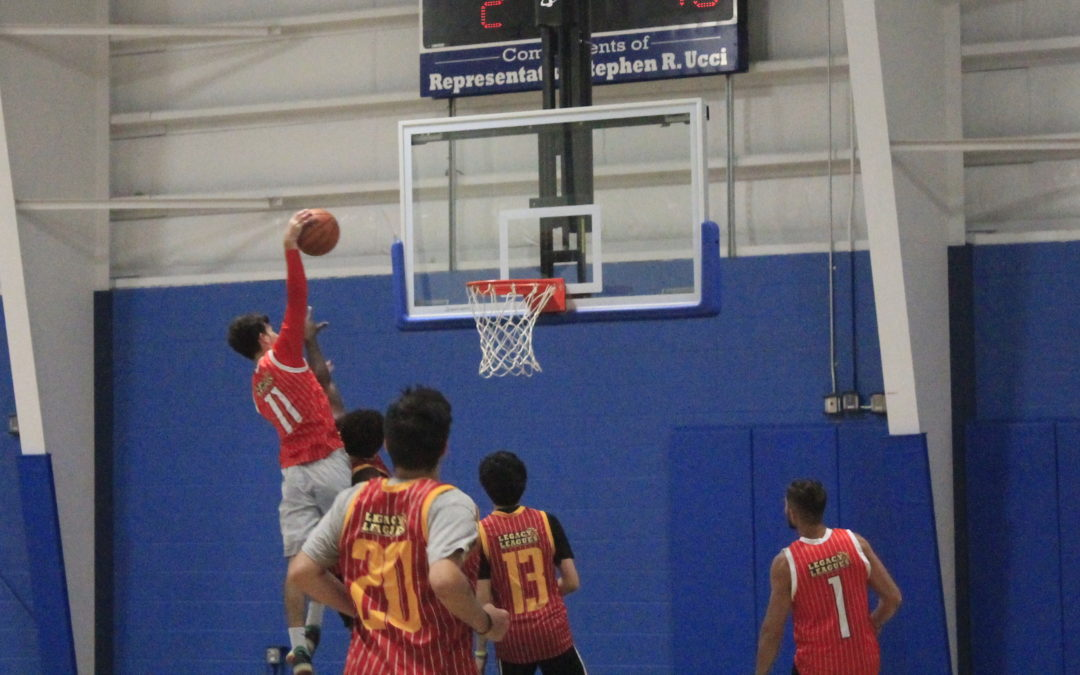 Duje's Boys take care of business against the Basket Hounds
