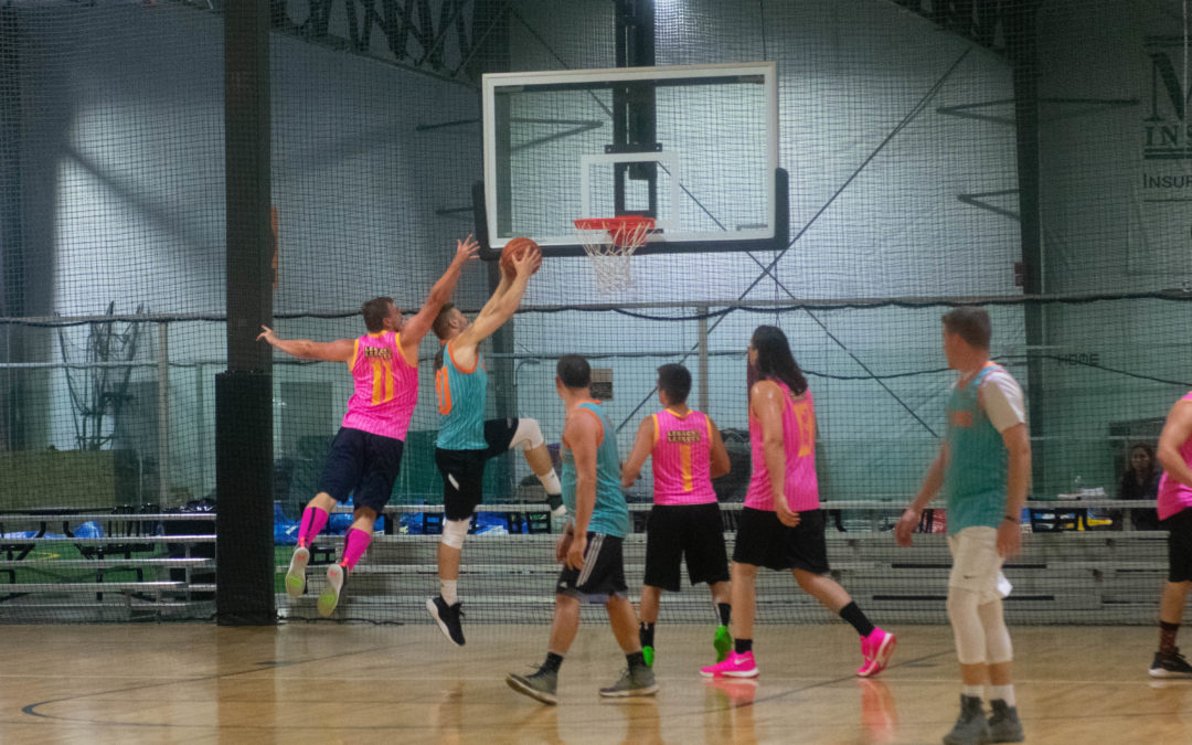 Balanced scoring and tenacious defense leads to blowout win for the Flint Tropics