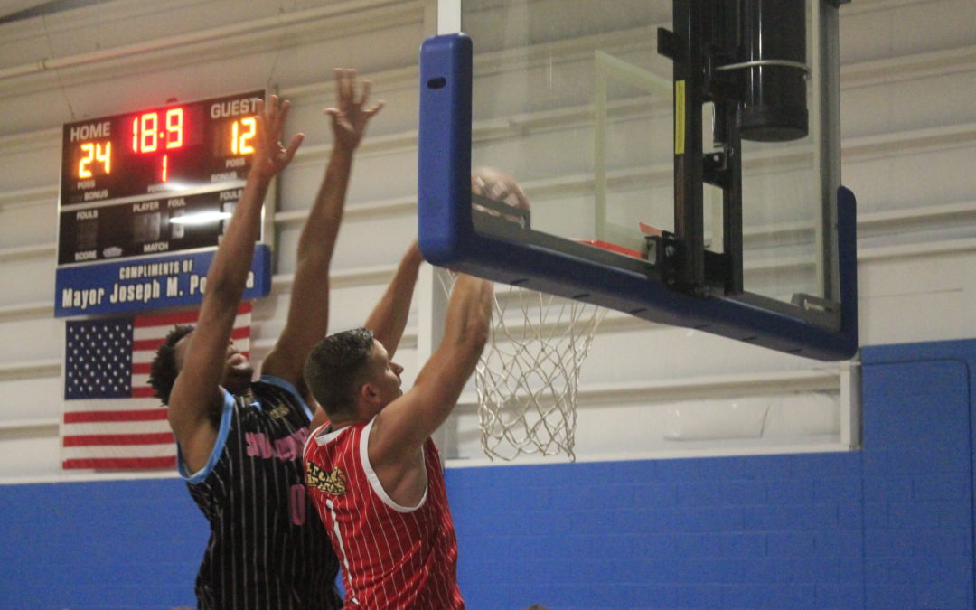 Good U runs up the score with a 47-point fourth quarter against Shady Dunkers