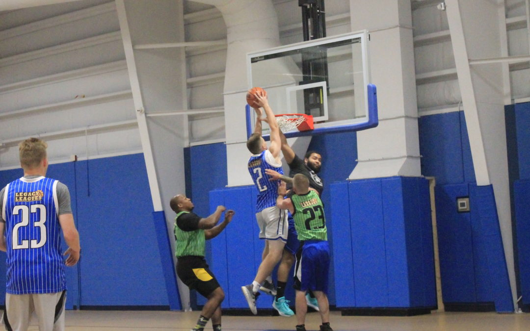 The Ozone Boys clamp up on D, make it four-straight wins