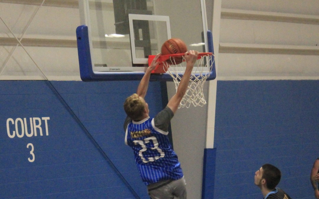 Ozone Boys execute down the stretch for third-straight win