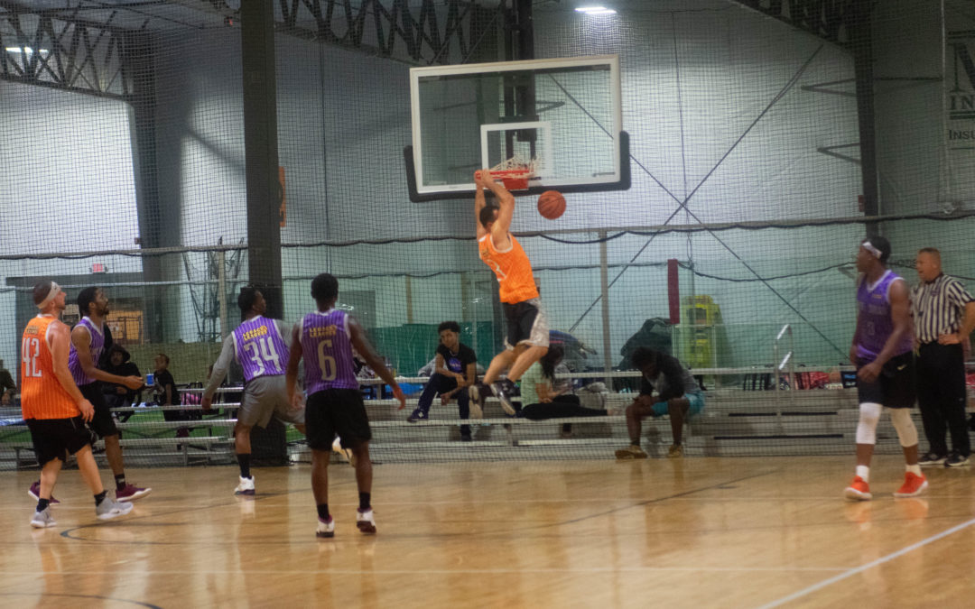 Sportslook ends losing streak with close win over Tune Squad
