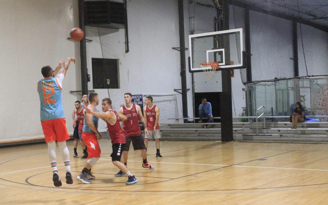 Flint Tropics fry Scott's Tots, advance to Semifinals