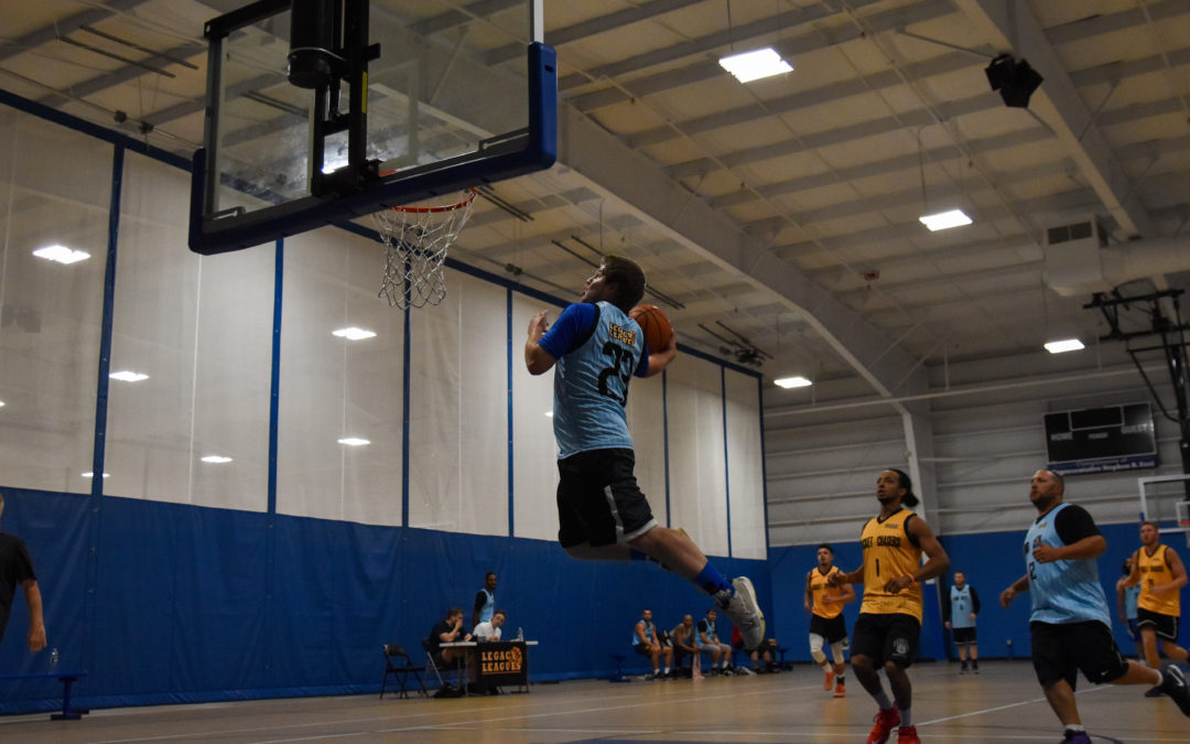Undermanned Bucket Chasers get trounced by Lob City in Quarters