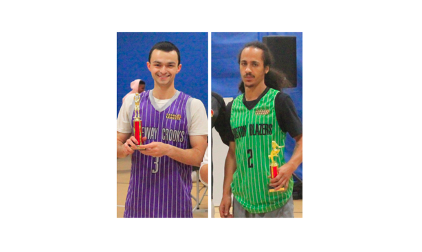 Gallo and Zocco claim Dunk and Three-Point titles