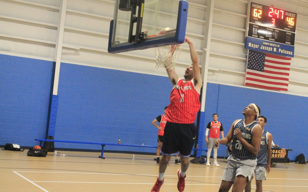 Dujes Boys hold off Ozone Boys to remain undefeated