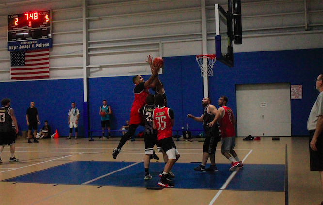 Defending champion Duje's Boys defeat short-handed Lob City for second win of Summer 21