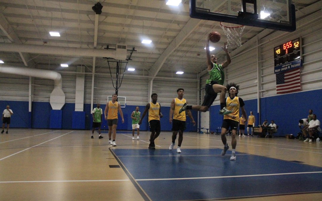 Sin City edge out the Mambas by one point