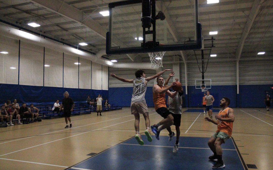 Ball don't Lie upsets shorthanded Ozone Boys